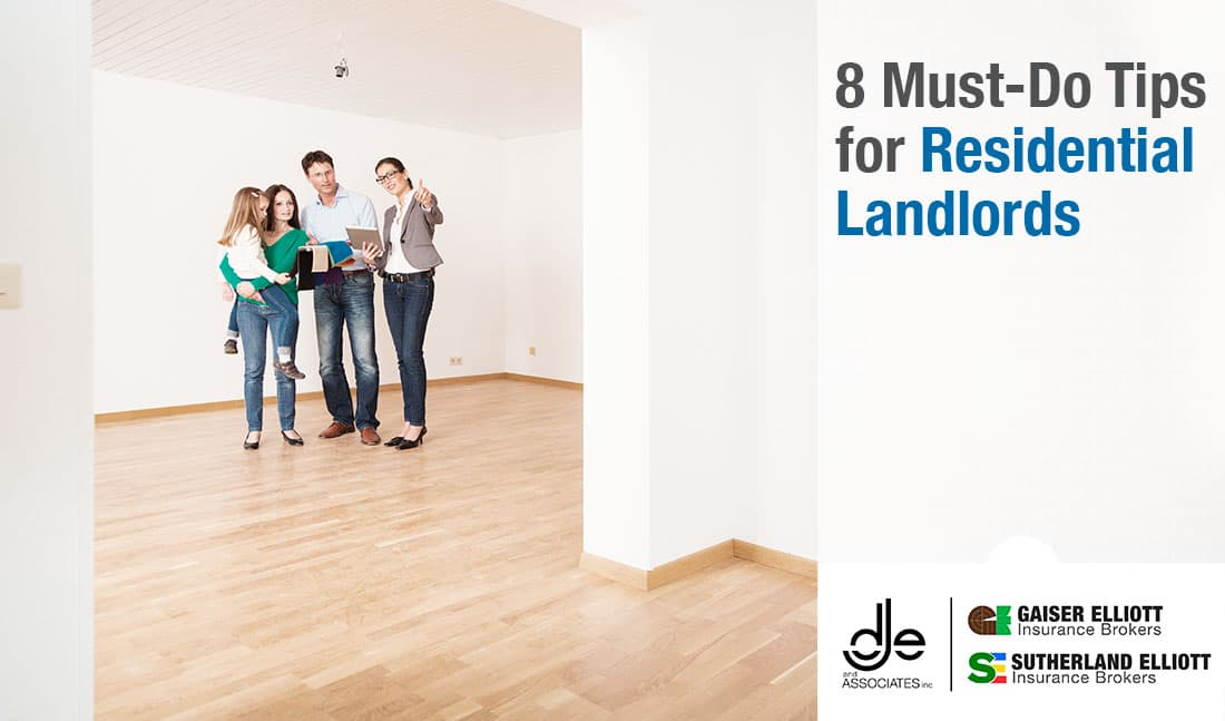 landlord and tenants in rental property